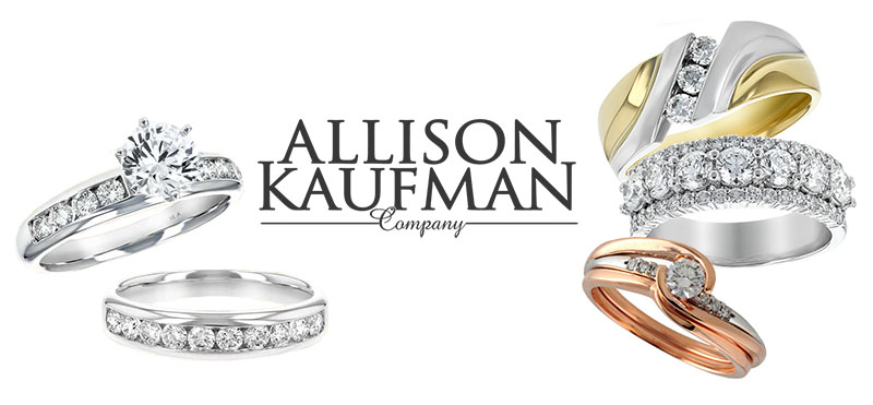 View the Allison Kaufman Bridal Collection on the Allison Kaufman Website
