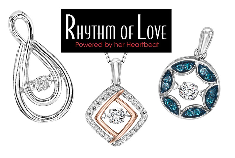View the Rhythm of Love Website