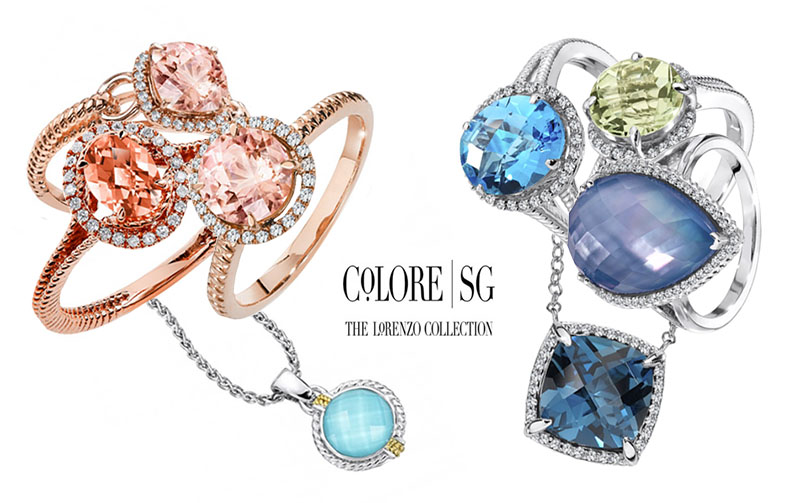 View the Colore Collection on the SVS Fine Jewelry Website