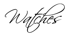 View Our Collection of Luxury Watches